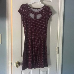 American Eagle Skater Dress Size Small